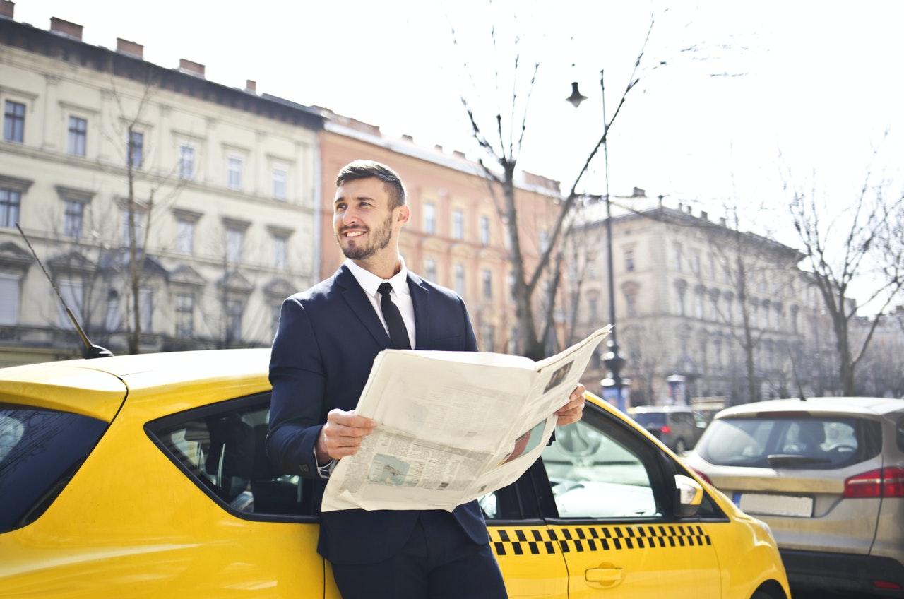 Zeitung Anzeigen